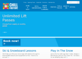 booking.chillfactore.com