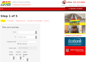 booking.flyafricaworld.com