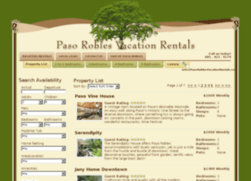 booking.pasoroblesvacationrentals.com