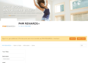 booking.phm-hotels.com