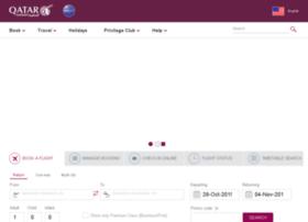 booking.qatarairways.com