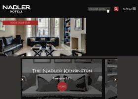 booking.thenadler.com