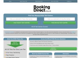 Bookingdirect.org.uk