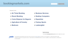 bookingmarkets.com