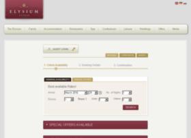 bookings.elysium-hotel.com