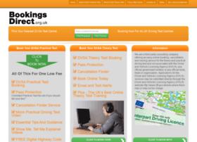 bookingsdirect.org.uk