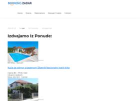 bookingzadar.com