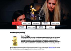 bookkeepingtesting.com