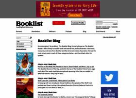 booklistreader.com