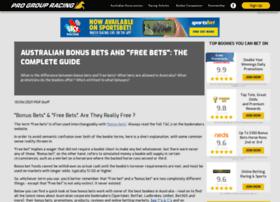 bookmakersfreebets.com.au
