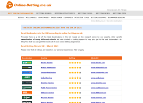 bookmakersonlinebetting.com