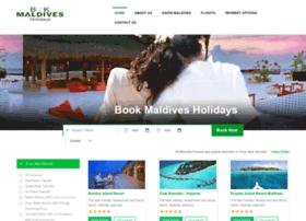 bookmaldivesholidays.com