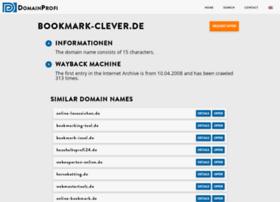 bookmark-clever.de