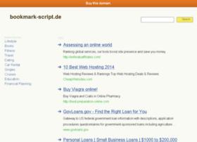 bookmark-script.de