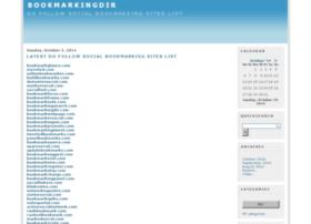 bookmarkingdir.com