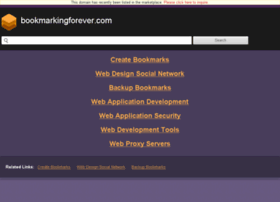 bookmarkingforever.com