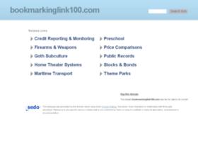 bookmarkinglink100.com