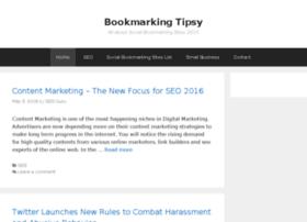bookmarkingtipsy.com