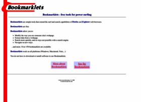 bookmarklets.com