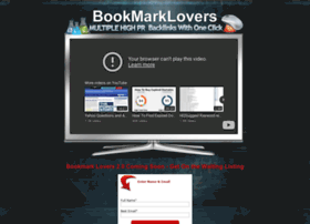 bookmarklovers.com
