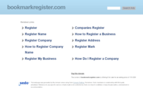 bookmarkregister.com