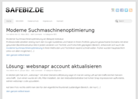 bookmarks.safebiz.de