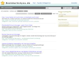 bookmarks4you.de