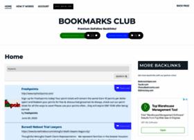 bookmarksclub.com