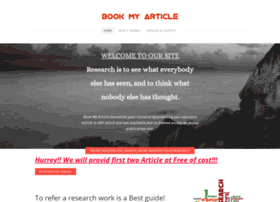 bookmyarticle.weebly.com