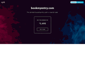 bookmyentry.com