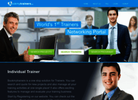 Bookmytrainers.com