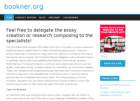 bookner.org