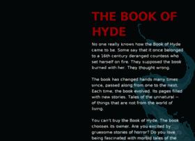 bookofhyde.com