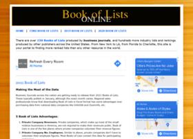 bookoflistsonline.com