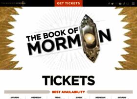 bookofmormonbroadway.com