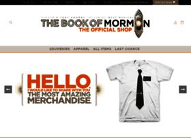 bookofmormonbroadwaystore.com