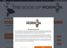 bookofmormonlondon.com
