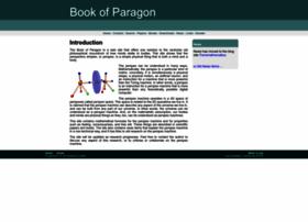 bookofparagon.com