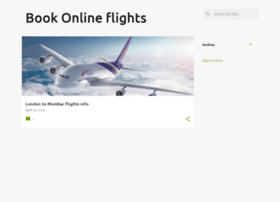 bookonlineflights.blogspot.com