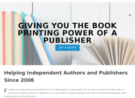 bookprintingrevolution.com