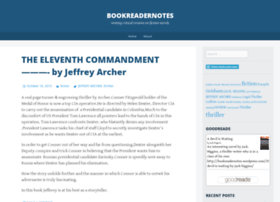 bookreadernotes.wordpress.com