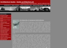 books.architecture.sk