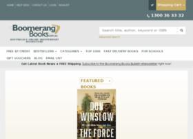books.boomerangbooks.com