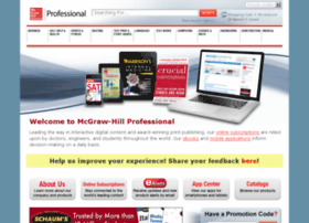 books.mcgraw-hill.com