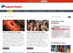 booksabahhotels.com