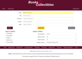 booksandcollectibles.com.au