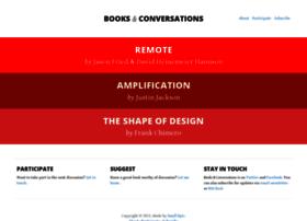 booksandconversations.com