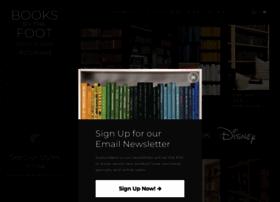 booksbythefoot.com