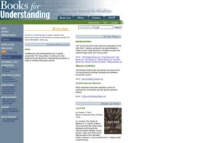 booksforunderstanding.org