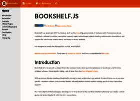 bookshelfjs.org